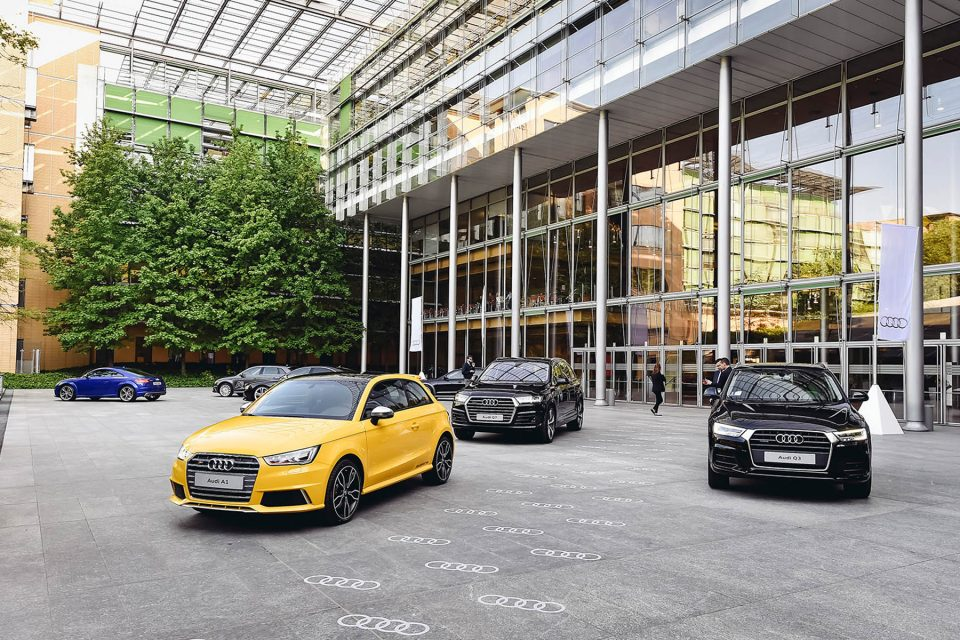 Audi Business Meeting