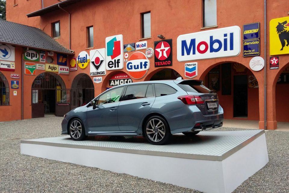 Presentazione nuova Subaru Levorg