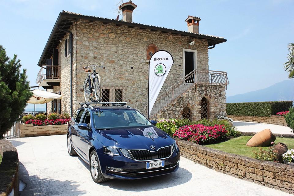 Presentazione stampa nuova Škoda Octavia