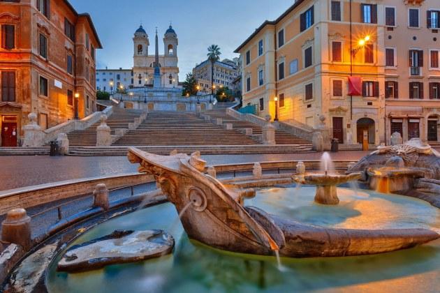 Roma: location da scoprire