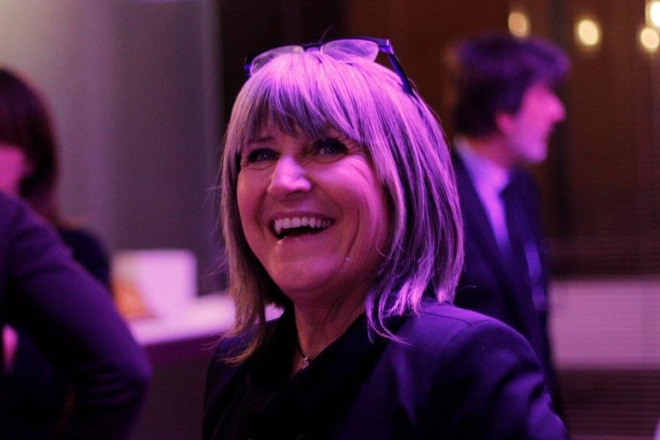 Claudia Gozzi, titolare di Iantra