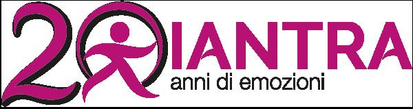 20 anni Iantra logo