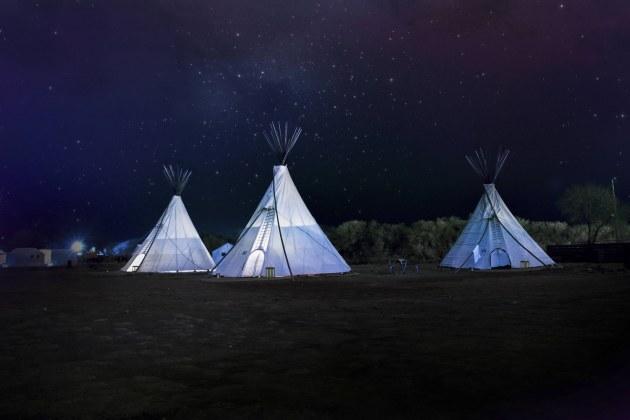 Glamping: lusso e turismo ecosostenibile