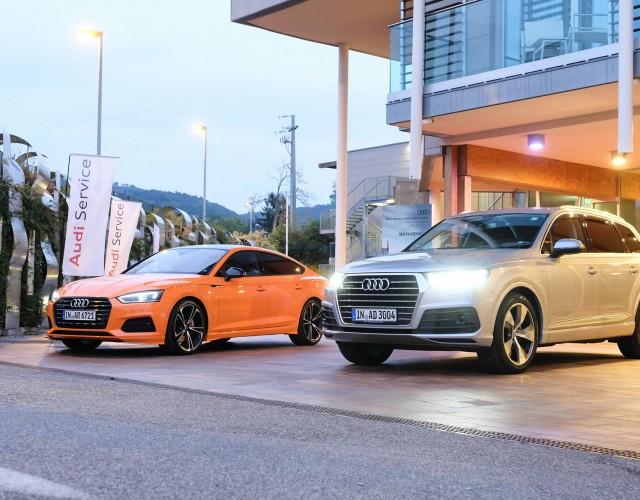 Workshop Audi Accessori
