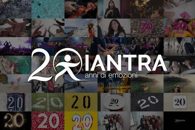 Iantra 20 anni: video