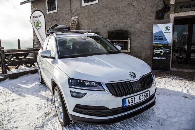 Nuova Škoda Karoq: presentazione stampa