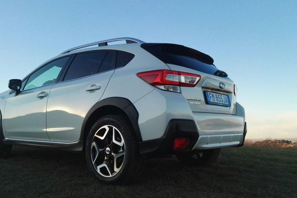 Nuova Subaru XV Presentazione stampa